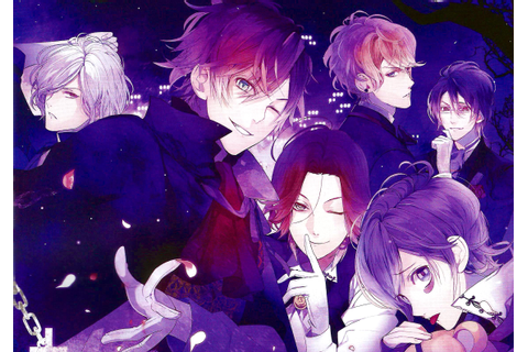 Diabolik Lovers Review | Jessichi Notebook