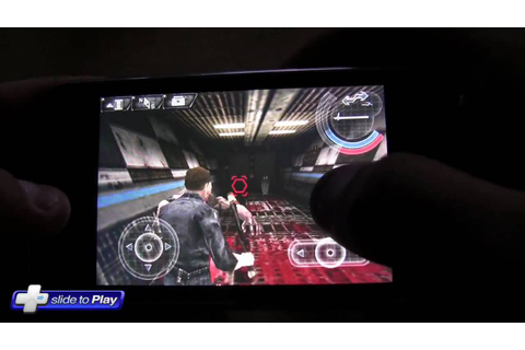 Pandorum iPhone Game Hands-On Video - YouTube