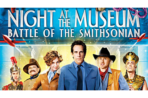 Night At The Museum - Battle For The Smithsonian -- Review ...