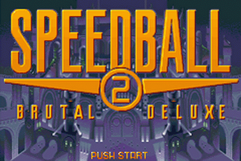 Play Speedball 2 - Brutal Deluxe Nintendo Game Boy Advance ...