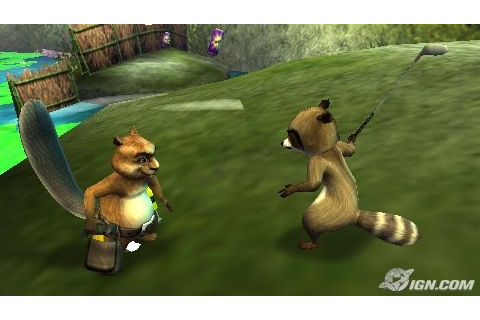 Games - PC, Mobile, PlayStation,....: Over The Hedge Hammy ...