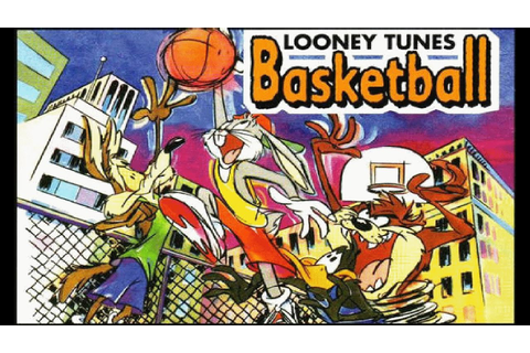 Loony Tunes Basketball - Let's System (SNES) /w. Alpha87LP ...