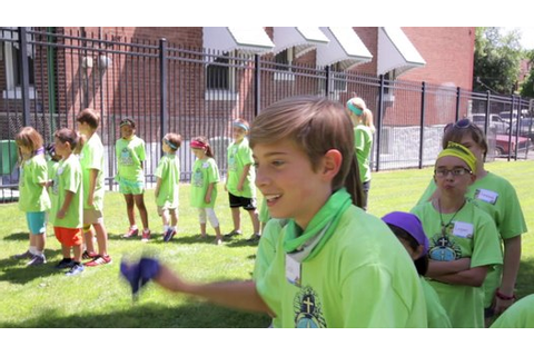 Camp Discovery Training | Splash N Dash Games | Concordia ...