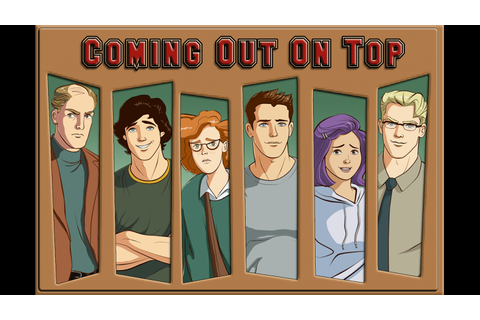 Coming Out On Top - A Gay Dating Sim Video Game by Obscura ...