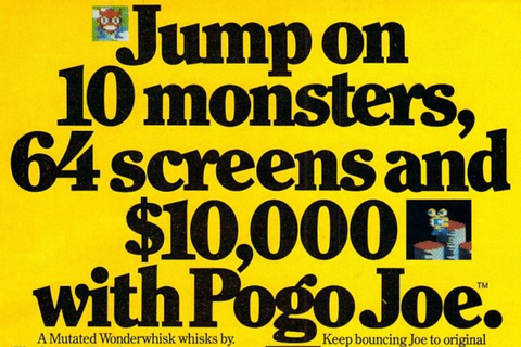 From the pages of the past! Ads of yesteryear – Pogo Joe ...