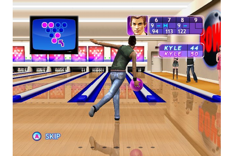Midnight Bowling (WiiWare) News, Reviews, Trailer ...