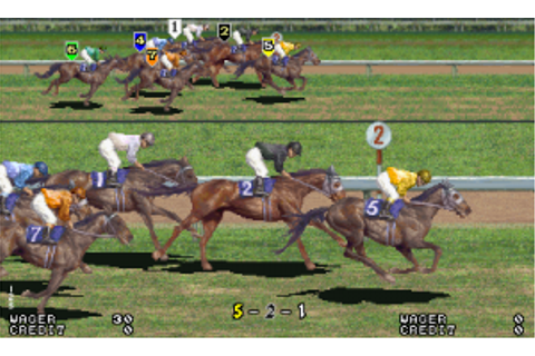 Game Classification : Arlington Horse Racing (1991)