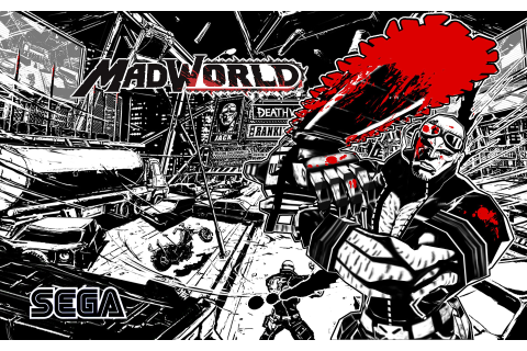 Mad World image - Video Game Art Realm - Mod DB