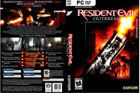 Resident Evil: Outbreak Dilogy Download Free PC Game Full ...