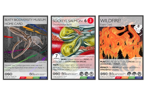 New Signature Phylo Card Game Celebrating Ecosystems Now ...