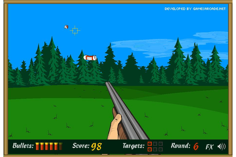 new game shop: Trap Shoot game free download