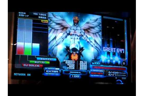 BEATMANIA IIDX 17 SIRIUS - EXUSIA ANOTHER - YouTube