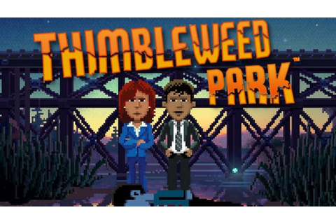 Thimbleweed Park » FREE DOWNLOAD | CRACKED-GAMES.ORG