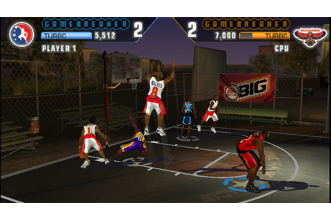 NBA Street Showdown PSP ISO Free Download & PPSSPP Setting ...