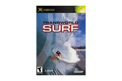 A Brief History of Surfing Video Games | The Inertia