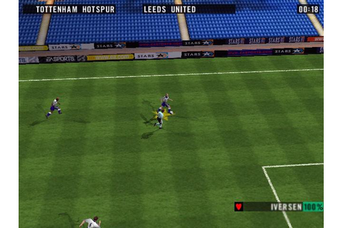 FA Premier League Stars Download (1999 Sports Game)