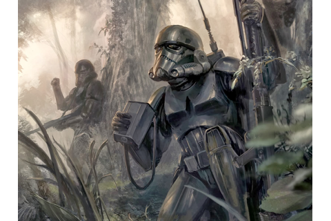 Reclamation Redux: An Alternate Universe Star Wars Game ...