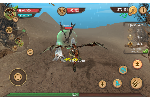 Dragon Sim Online: Be A Dragon - Android Apps on Google Play