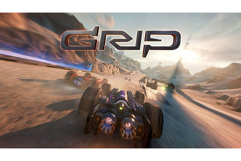 GRIP Futuristic Combat Racing Game Launching This Fall ...