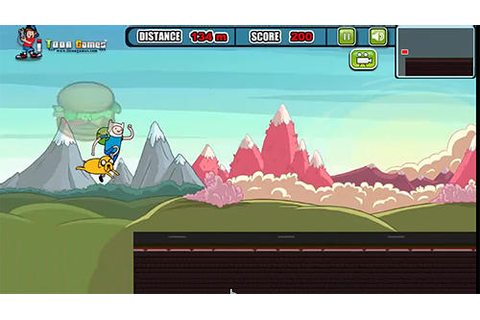 Adventure time run for Android - Download APK free