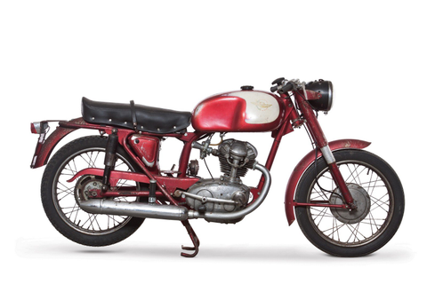 1964 Ducati 125 TS Review - Top Speed