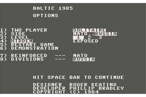 Download Baltic 1985 - My Abandonware