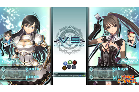 Blade Arcus from Shining Battle Arena Save Game | Game ...