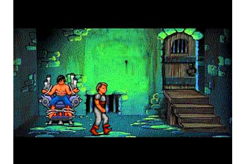 Beyond Shadowgate PC Engine CD - YouTube