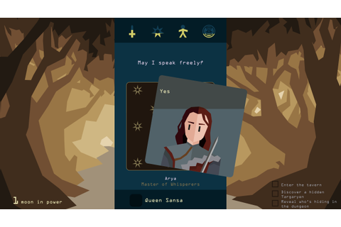 Reigns really becomes Game Of Thrones in new official game ...
