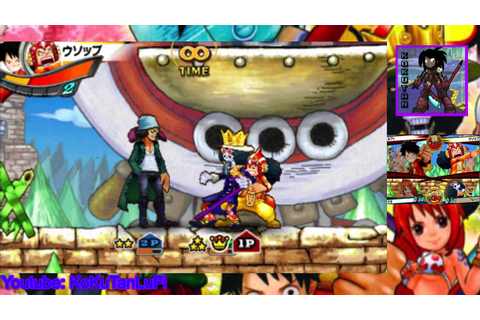 ONE PIECE SUPER GRAND BATTLE! X - GAMEPLAY PREVIEW - YouTube