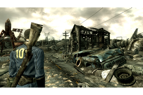 Fallout 3 (PC): Amazon.co.uk: PC & Video Games