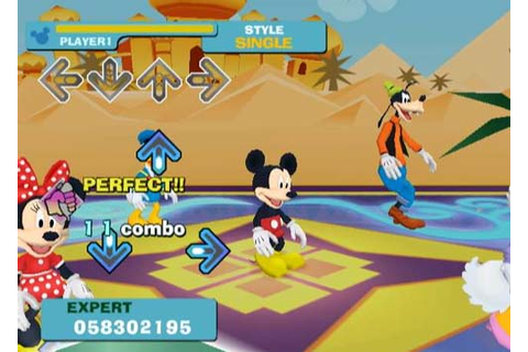 Dance Dance Revolution Disney Grooves :: Wii Game Review