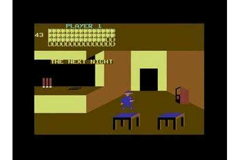 C64 Longplay - Bozos Night Out - YouTube