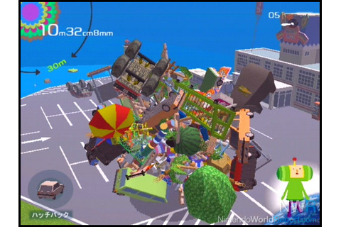 Katamari Damacy - Feature - Nintendo World Report