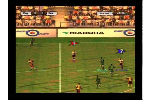 International League Soccer PS2 (ILS Soccer) Multiplayer ...