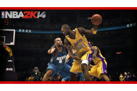 Dream Games: NBA 2K14