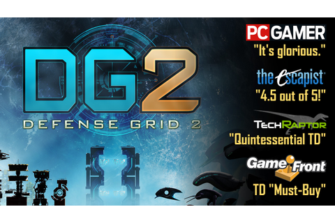 Download DG2: Defense Grid 2 Full PC Game