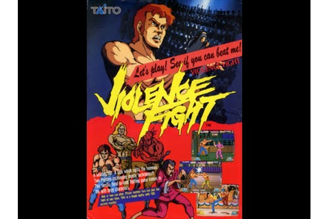 Violence Fight (Arcade) - YouTube