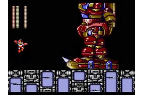 Mega Man: The Wily Wars- Wily Tower Stage 4- No Damage ...