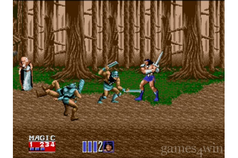 Golden Axe II. Download and Play Golden Axe II Game ...