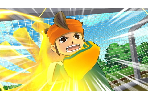 3DS Game Inazuma Eleven Gets North American Launch Trailer ...