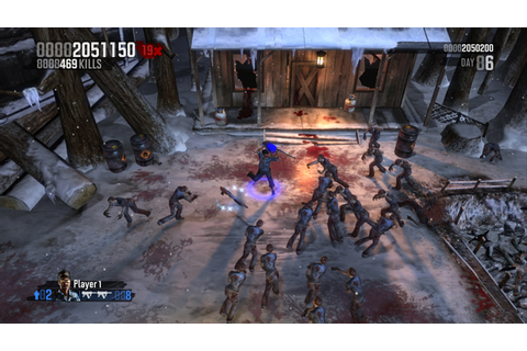 The Non-Gamer's Gamer's Blog: The Zombie Apocalypse and ...
