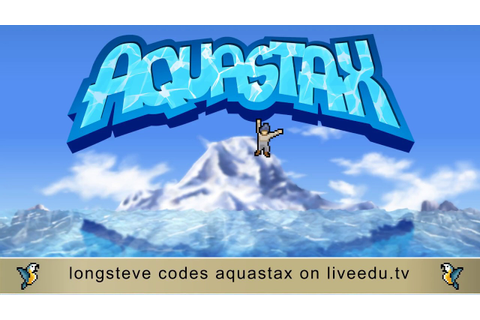 AquaStax LiveStream Part 41 - A Cocos2d-JS Puzzle Game ...