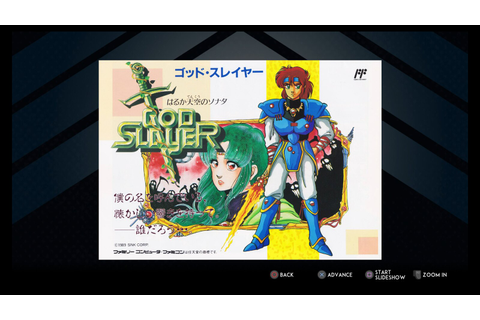 SNK 40th Anniversary Collection: Archiving a Golden Age of ...