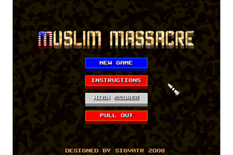 Muslim Massacre (video game) - Wikipedia