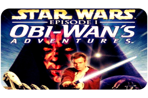 HooliNerd zockt: STAR WARS EPISODE I: Obi-Wan's Adventures ...