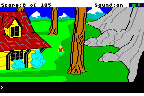 King's Quest II: Romancing The Throne - The Company ...