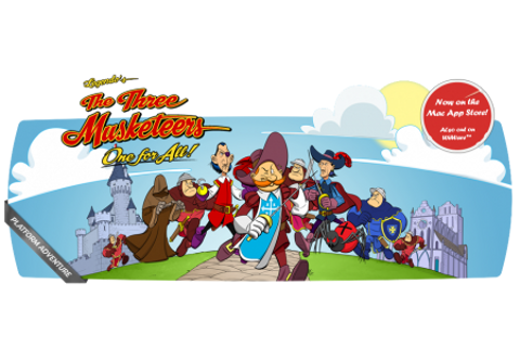The Three Musketeers: One For All! (Mac) Review | Brutal Gamer