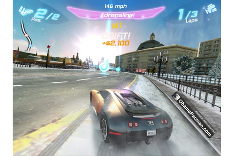 Asphalt 6: Adrenaline, iPhone + iPad Racing Game [Free ...