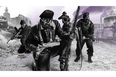 Company of Heroes 2: The British Forces - Review - An ...